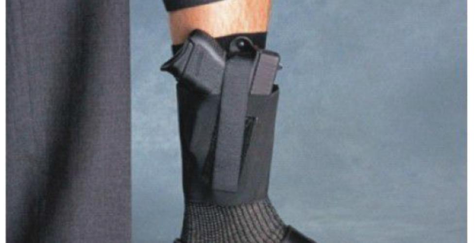 Ankle Gun Holster for Pistol