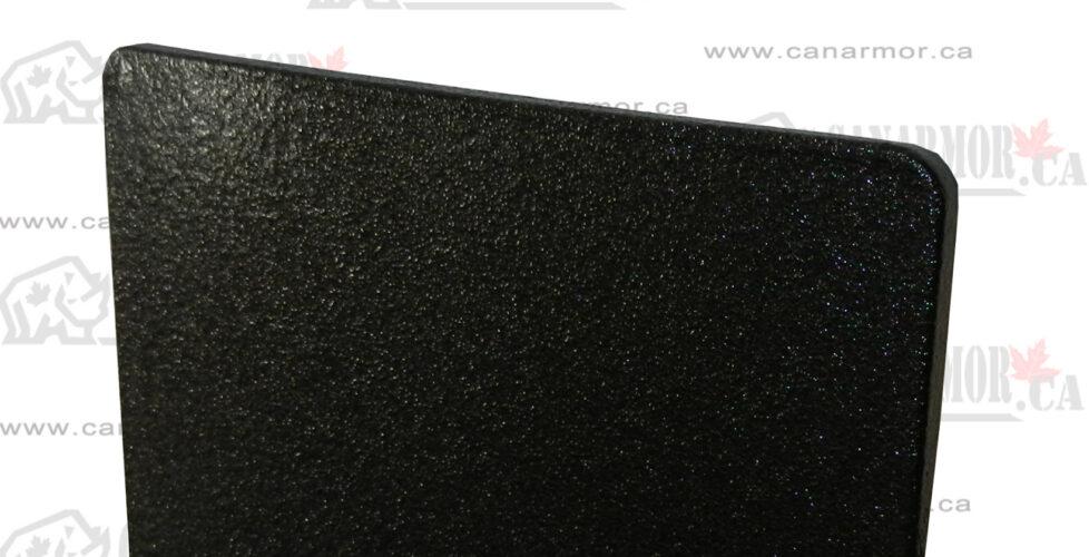 Ultra-light Kevlar NIJ III-A side plate - 1