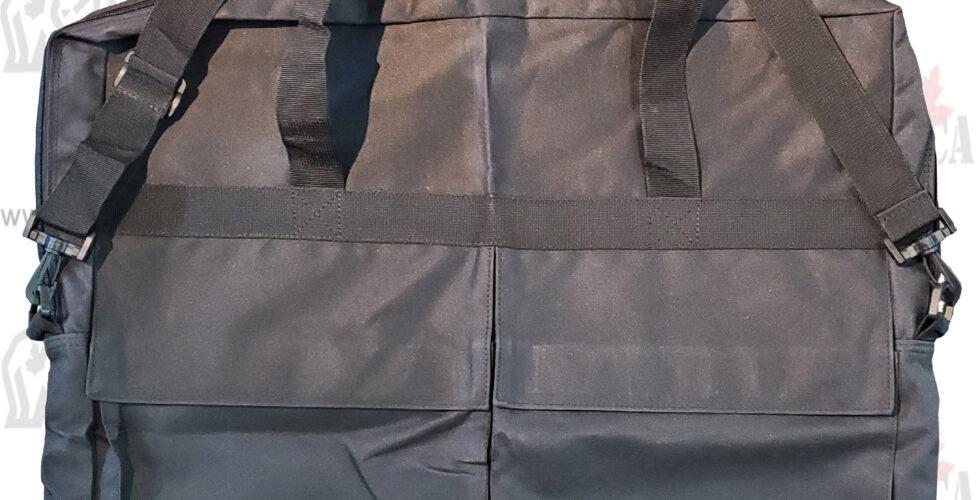 Canarmor XL Transporter shoulder bag-back side
