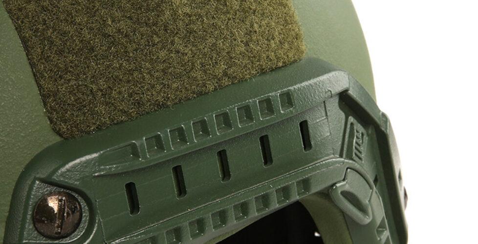 Olive-green-for-military-ballistic-helmet-FAST-2